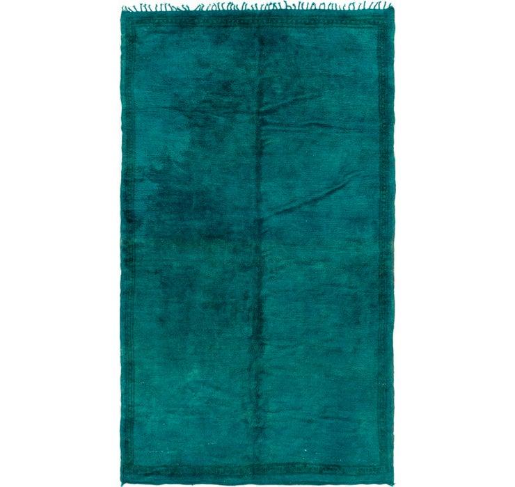 183cm x 305cm Moroccan Rug