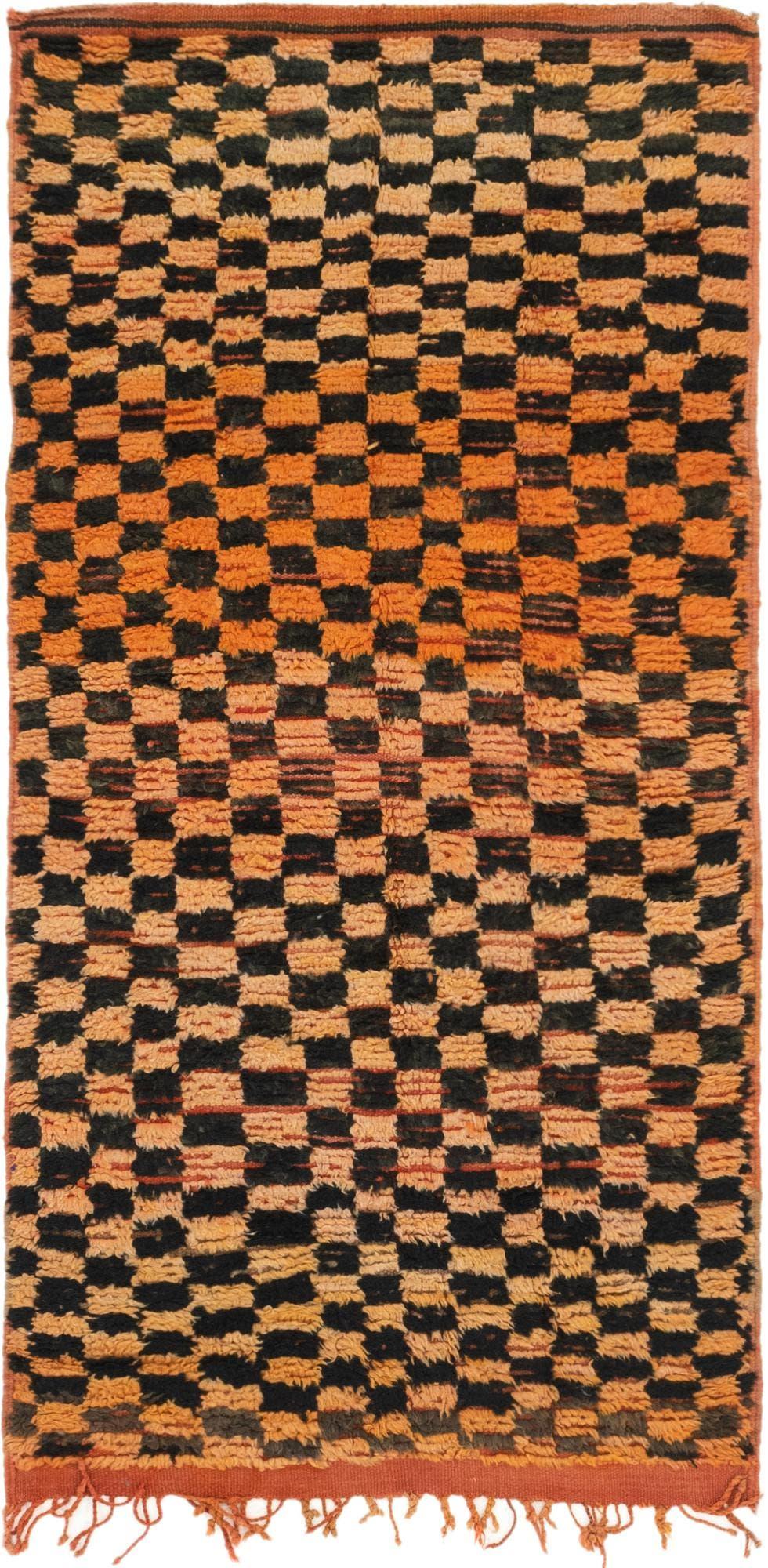 3' 6 x 6' 10 Moroccan Rug main image