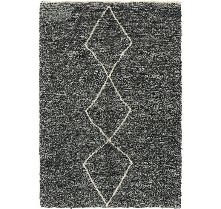 5' 4 x 7' 9 Moroccan Rug