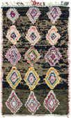 4' 7 x 7' 6 Moroccan Rug thumbnail