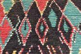 4' 5 x 6' 4 Moroccan Rug thumbnail