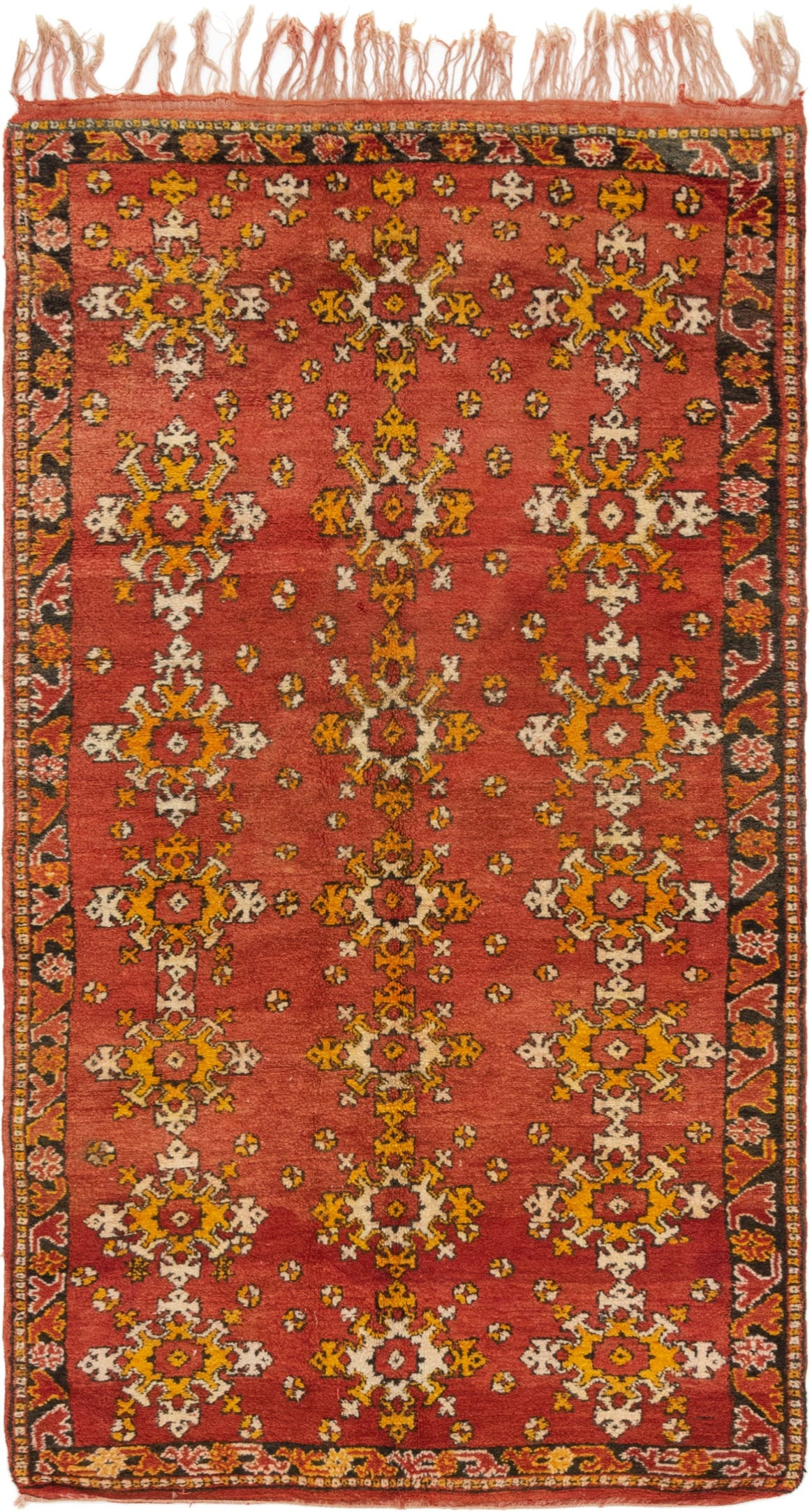 4' 4 x 7' 10 Moroccan Rug main image