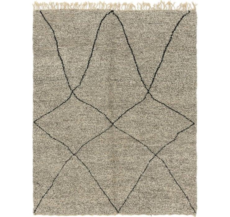 7' x 9' 2 Moroccan Rug
