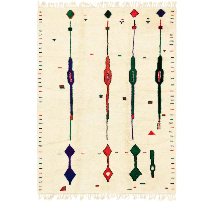 8' 3 x 11' 2 Moroccan Rug
