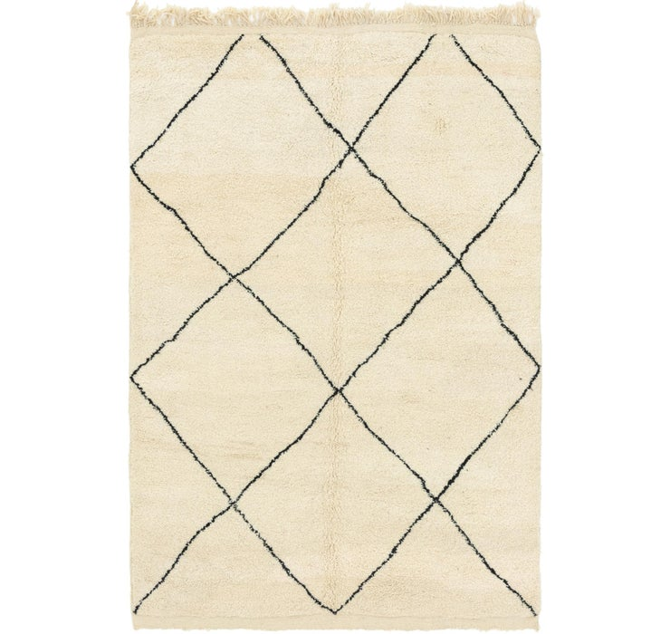 6' 6 x 9' 10 Moroccan Rug