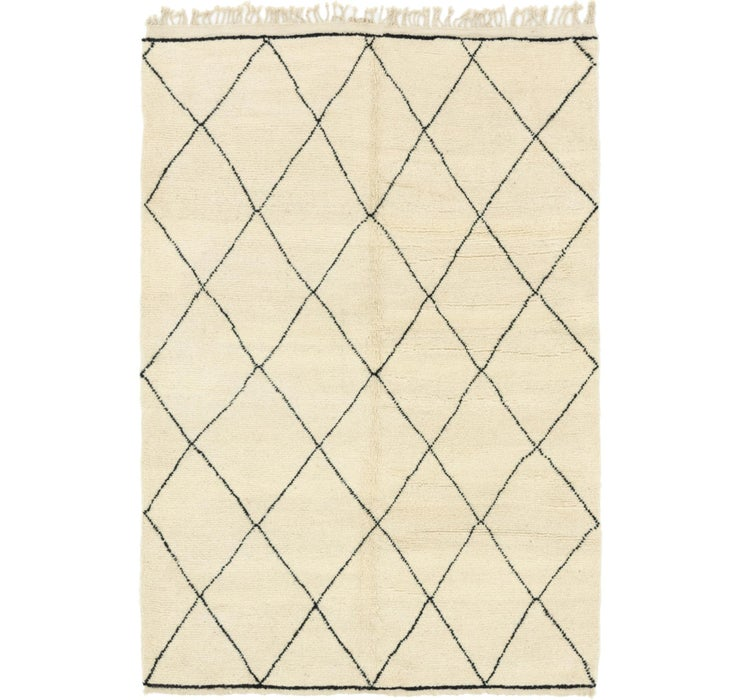7' x 9' 10 Moroccan Rug