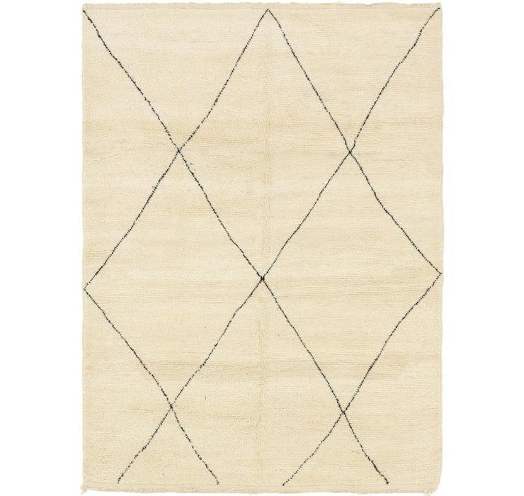 6' 10 x 9' 4 Moroccan Rug