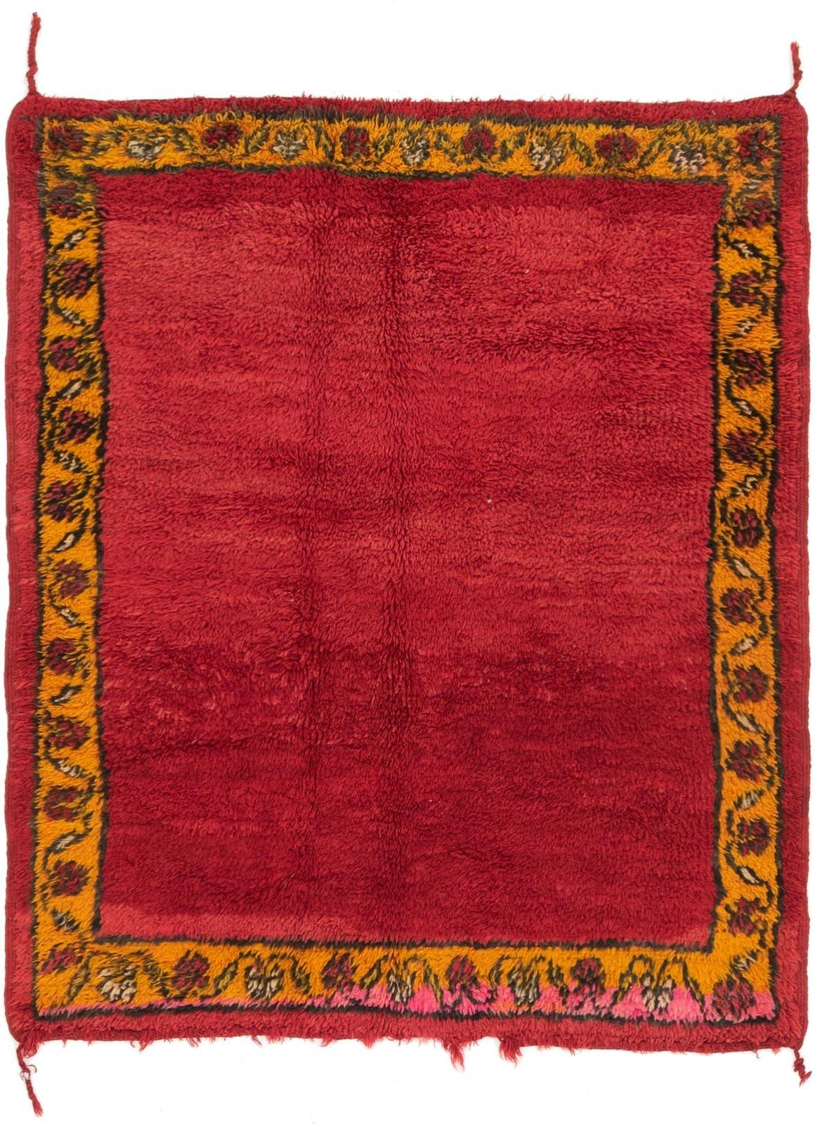 4' x 5' 4 Moroccan Rug main image
