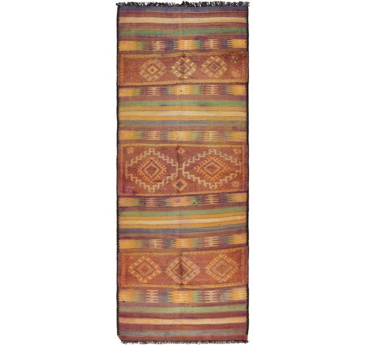 5' 9 x 17' 3 Moroccan Runner Rug