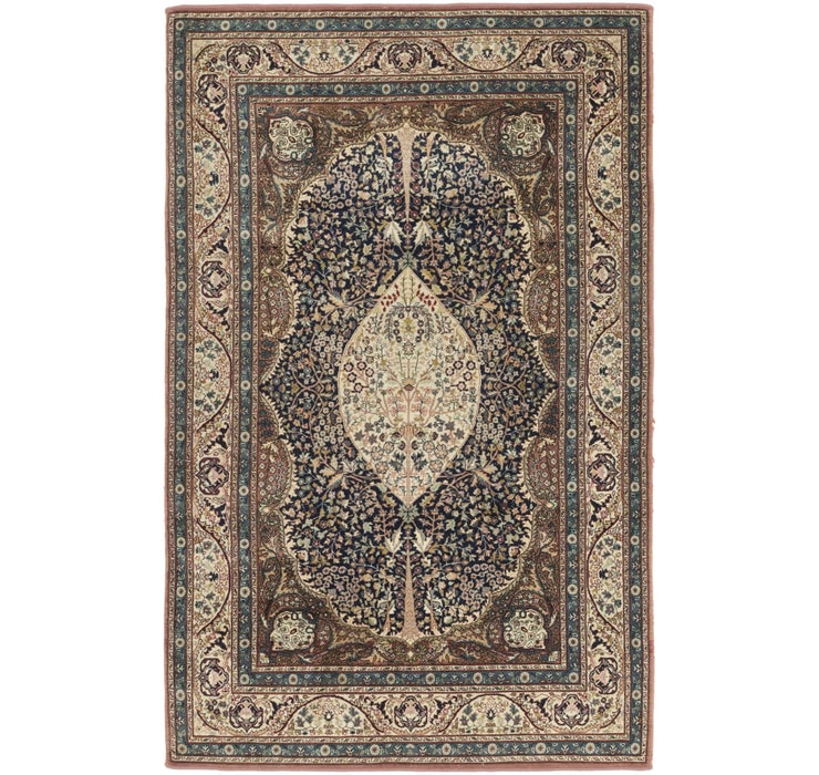 4' x 6' 6 Kashmir Oriental Rug