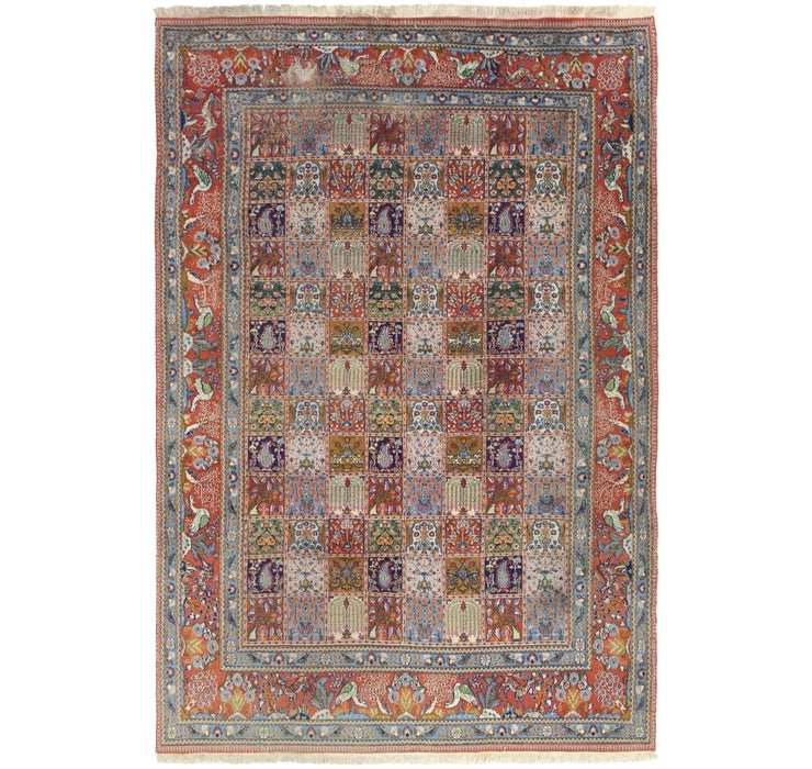 6' 4 x 9' 5 Mood Persian Rug
