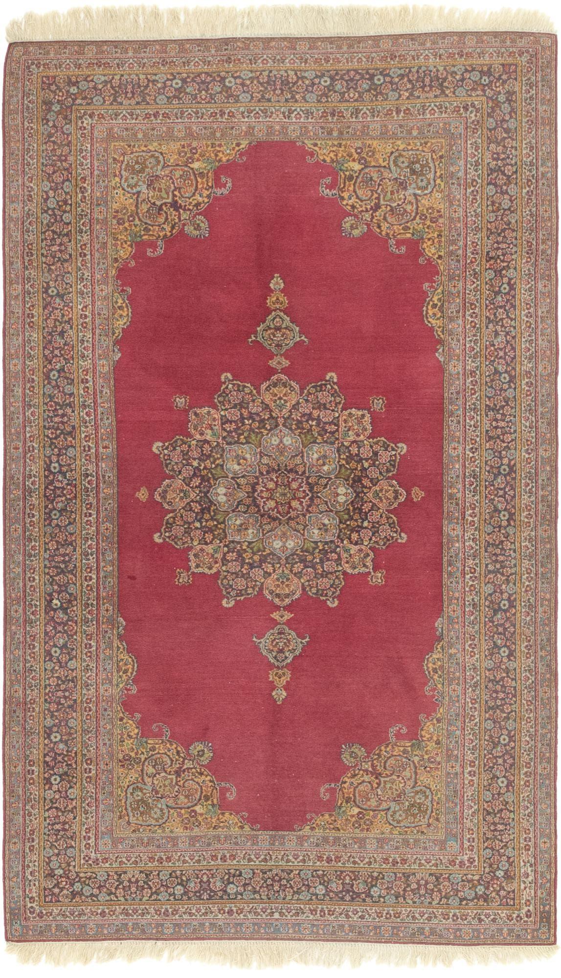 4' x 7' Kashmir Oriental Rug main image
