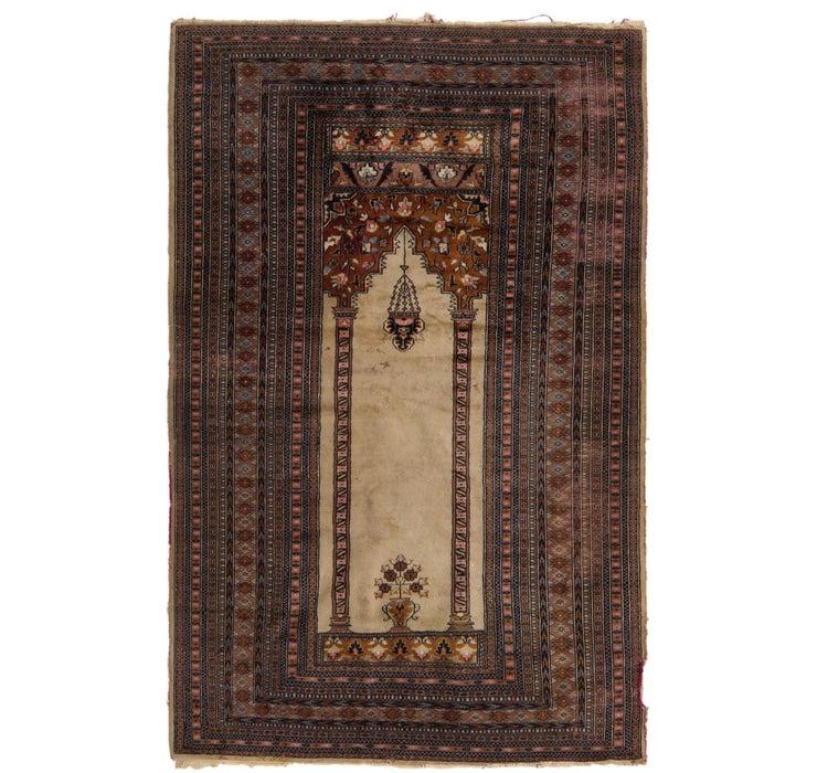 130cm x 193cm Lahour Oriental Rug