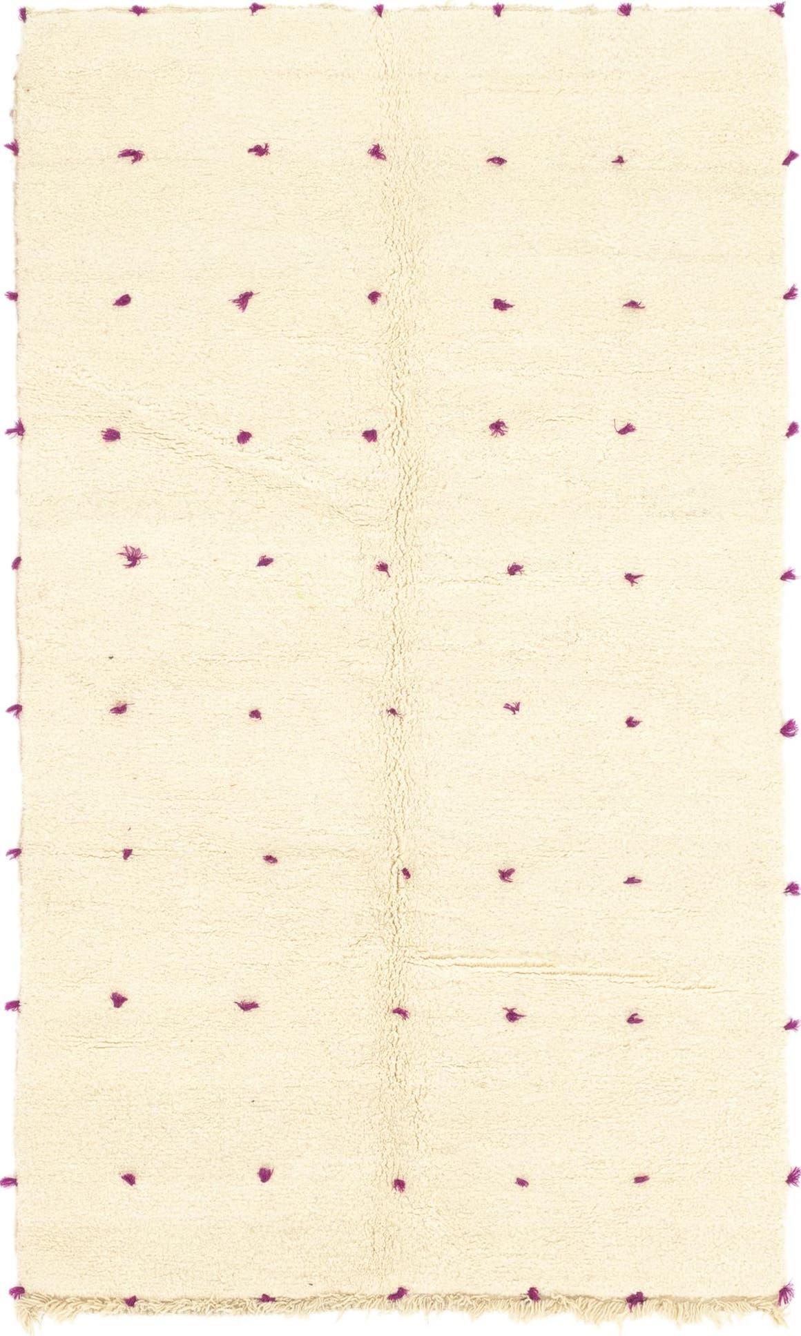 5' x 8' 6 Moroccan Rug main image