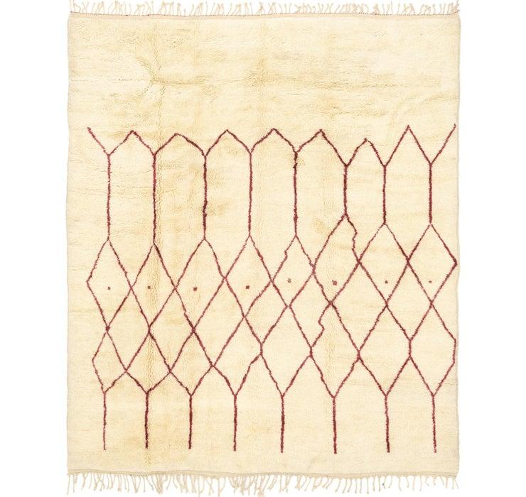 10' 7 x 12' 5 Moroccan Rug