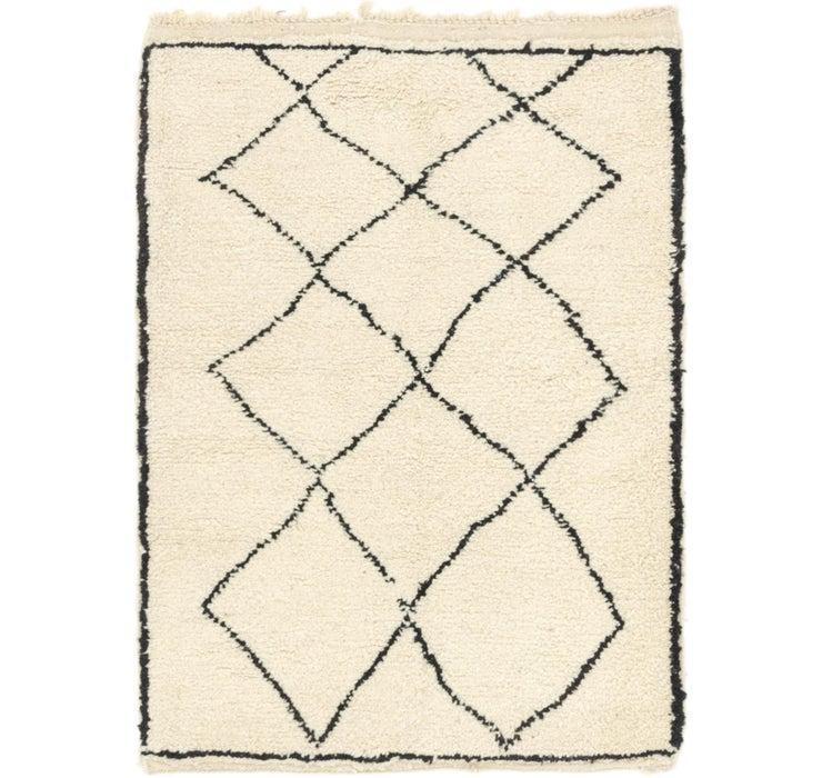 3' 6 x 4' 9 Moroccan Rug