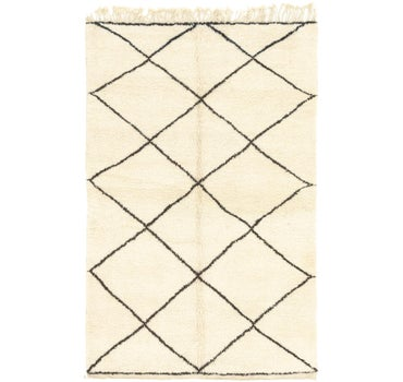 5' 5 x 8' 4 Moroccan Rug main image