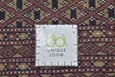 6' 3 x 9' Bokhara Oriental Rug thumbnail
