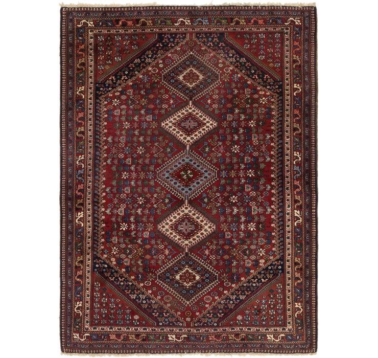 173cm x 240cm Yalameh Persian Rug