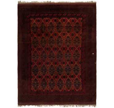 Image of 10' 9 x 14' Afghan Mouri Oriental Rug