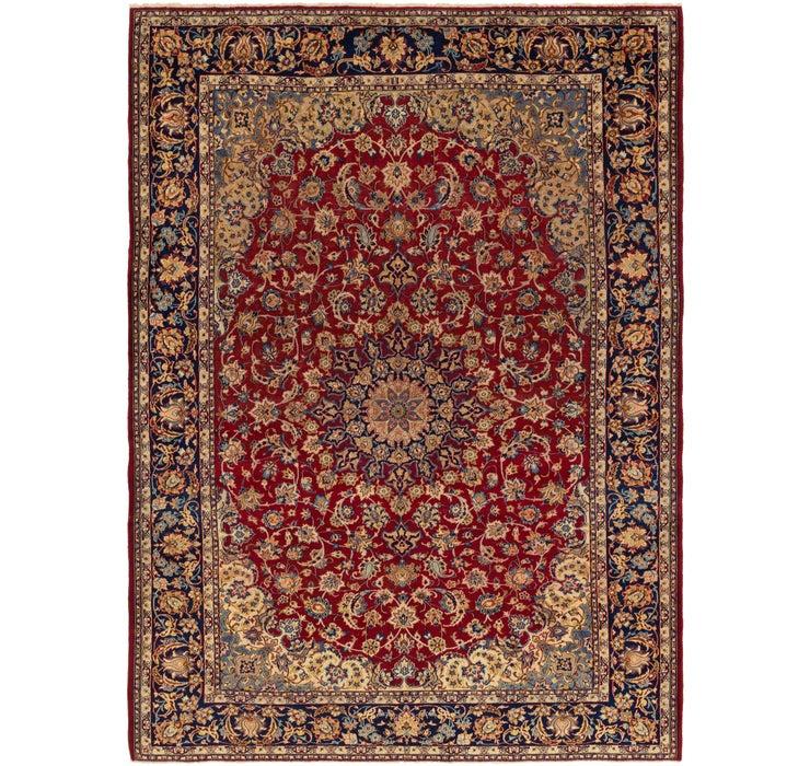 318cm x 437cm Isfahan Persian Rug