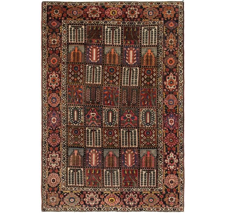 200cm x 305cm Bakhtiar Persian Rug