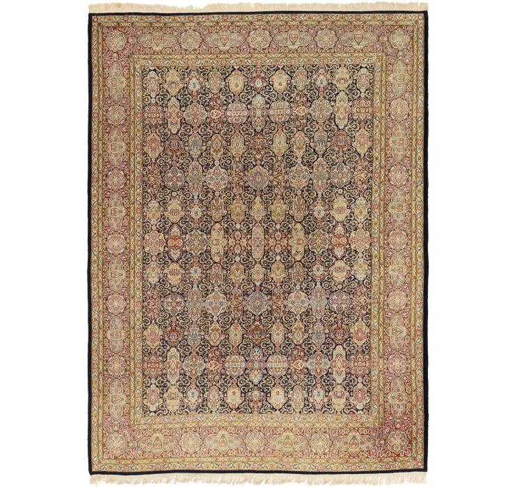 8' 10 x 12' 2 Kerman Persian Rug