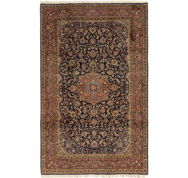 7' x 11' Sarough Persian Rug main image