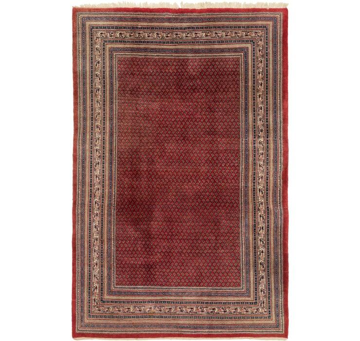 7' 4 x 11' Botemir Persian Rug