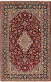 7' 2 x 11' 2 Isfahan Persian Rug thumbnail
