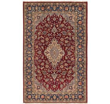 7' 2 x 11' 2 Isfahan Persian Rug main image