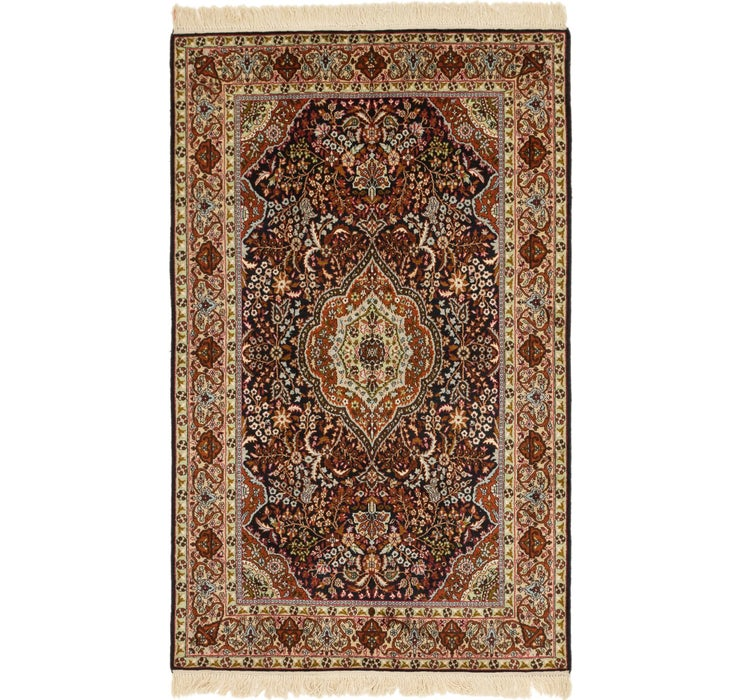 122cm x 200cm Kashmir Oriental Rug