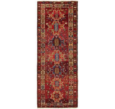 Image of 3' 10 x 9' 7 Sarab Persian Runner Rug