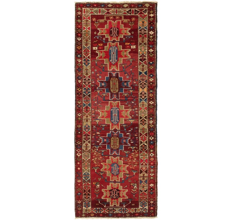 Image of 117cm x 292cm Sarab Persian Runner Rug