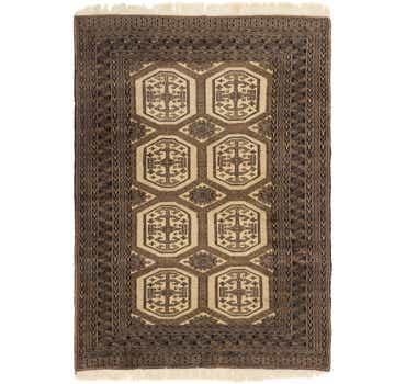 Image of  4' 4 x 6' 2 Bokhara Oriental Rug