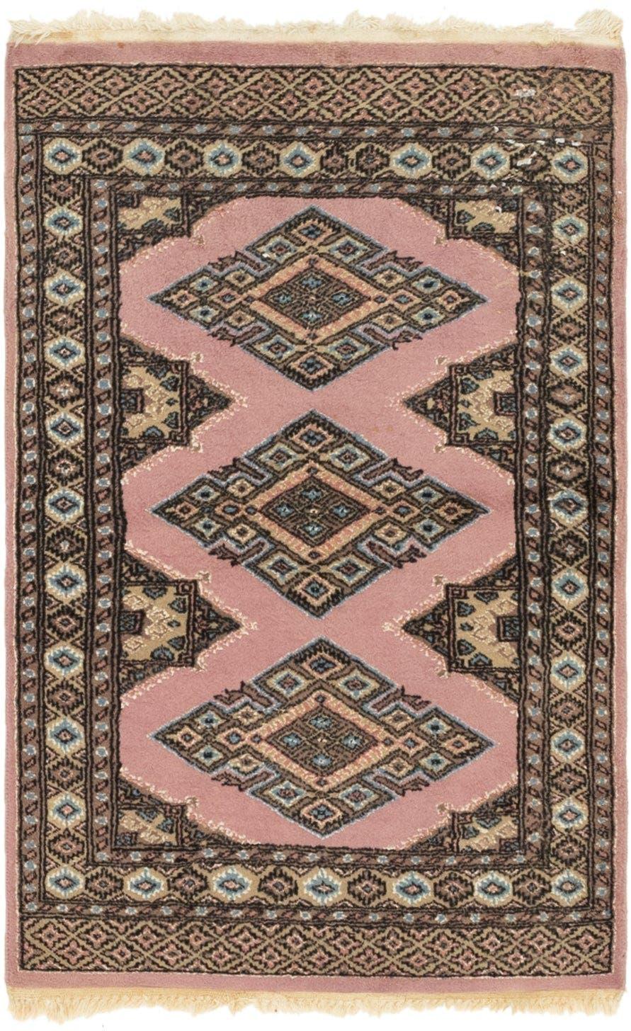2' 7 x 4' Bokhara Oriental Rug main image