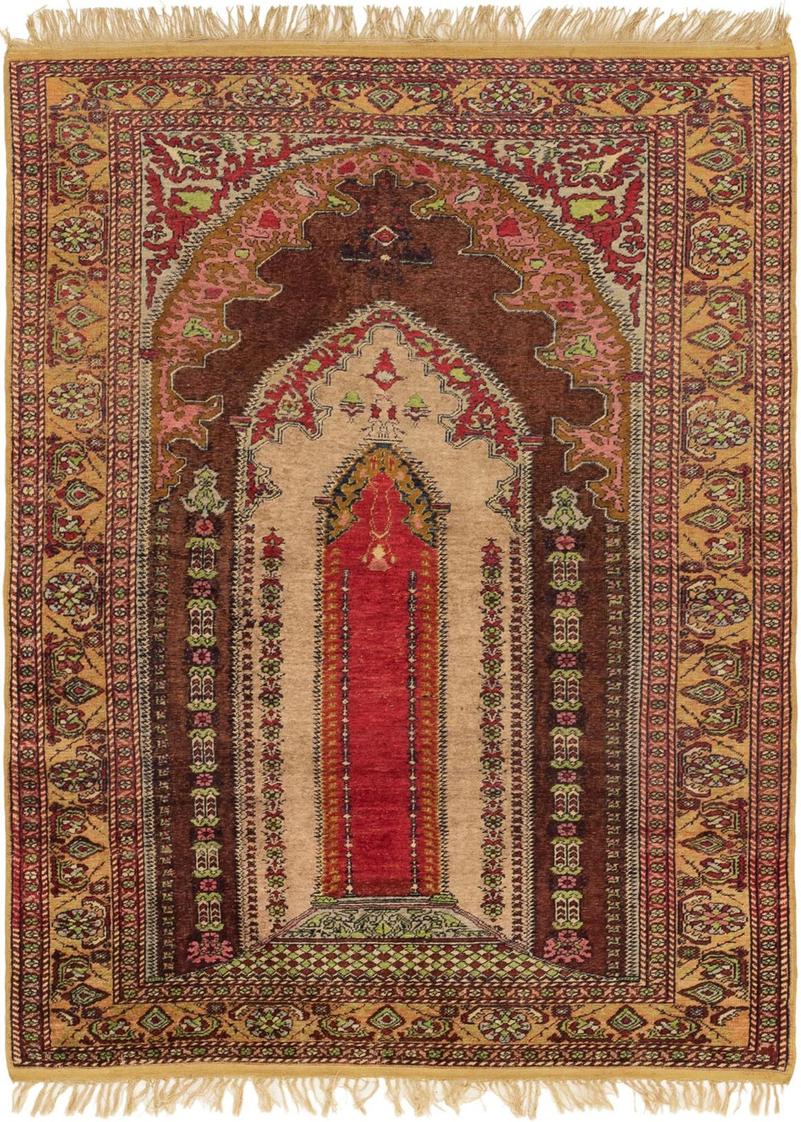 4' 2 x 5' 9 Lahour Rug main image