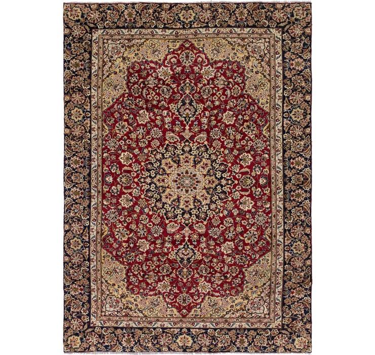 265cm x 378cm Isfahan Persian Rug