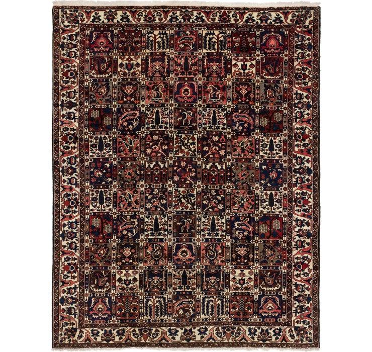 9' x 11' 5 Bakhtiar Persian Rug