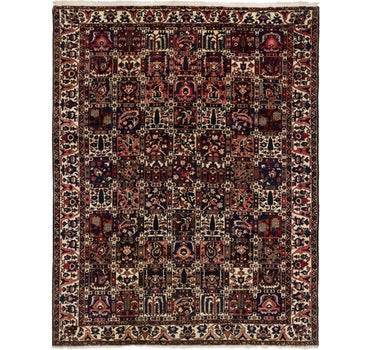9' x 11' 5 Bakhtiar Persian Rug main image