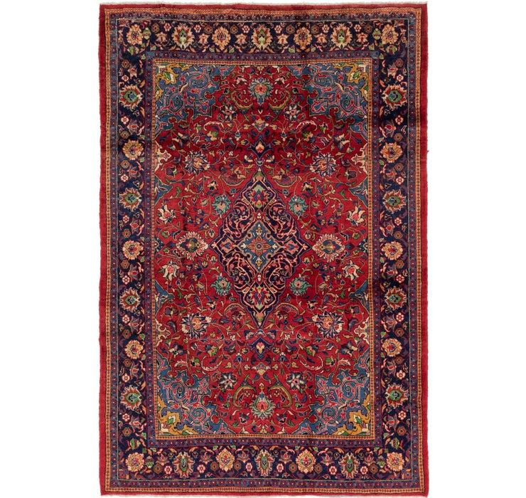 7' 8 x 11' 3 Mahal Persian Rug