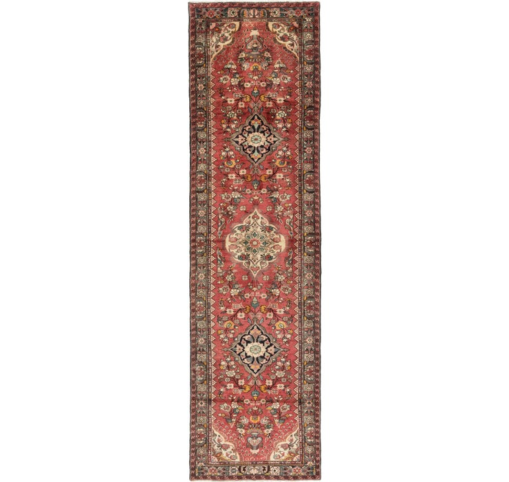 112cm x 405cm Borchelu Persian Runner...