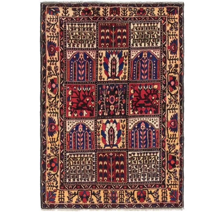 152cm x 230cm Bakhtiar Persian Rug