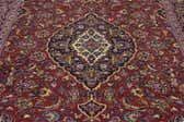 7' x 10' 5 Kashan Persian Rug thumbnail