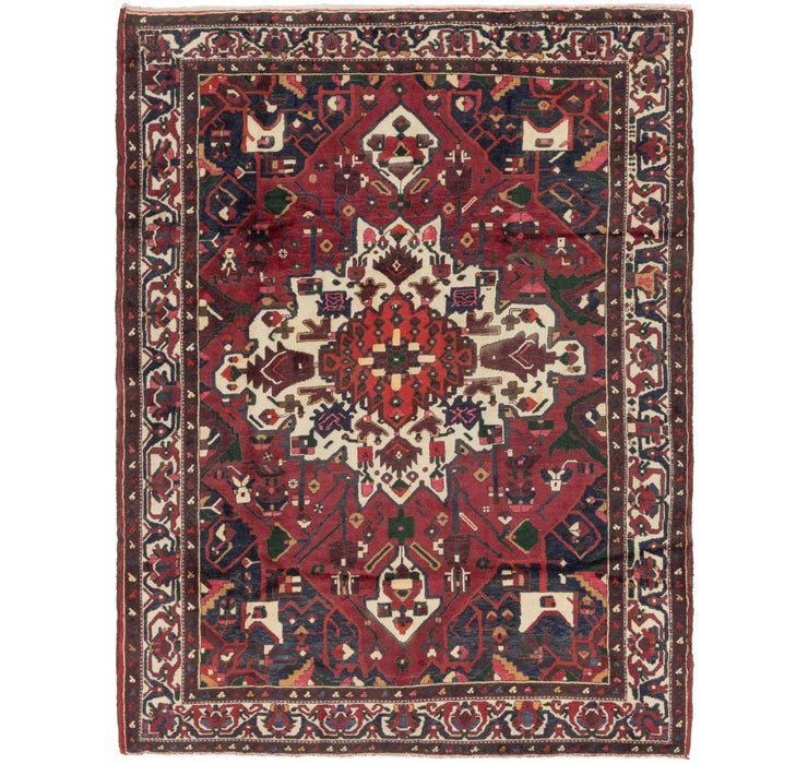 220cm x 290cm Bakhtiar Persian Rug