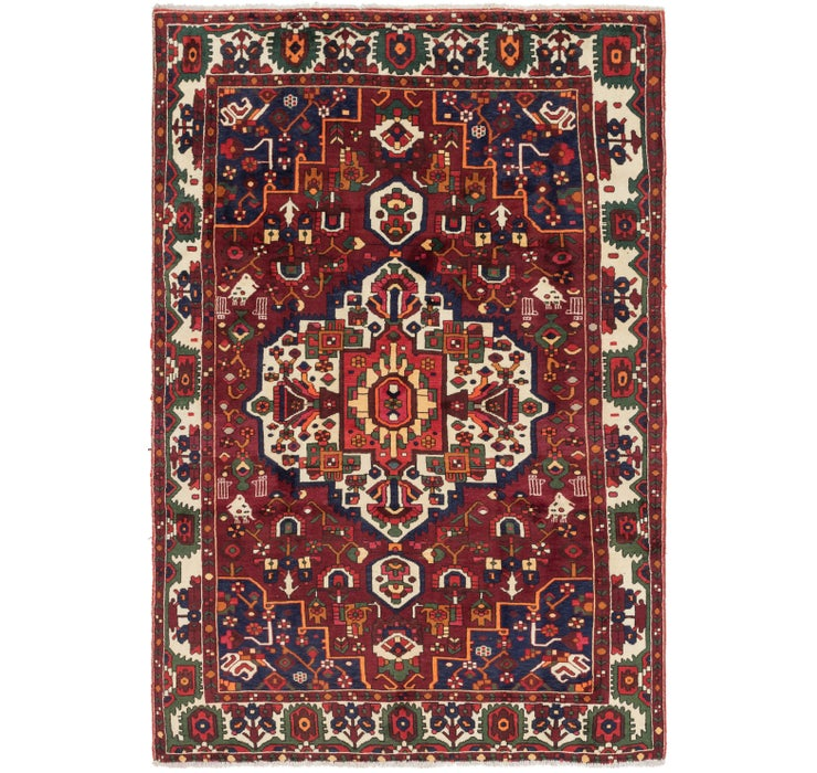 195cm x 318cm Bakhtiar Persian Rug