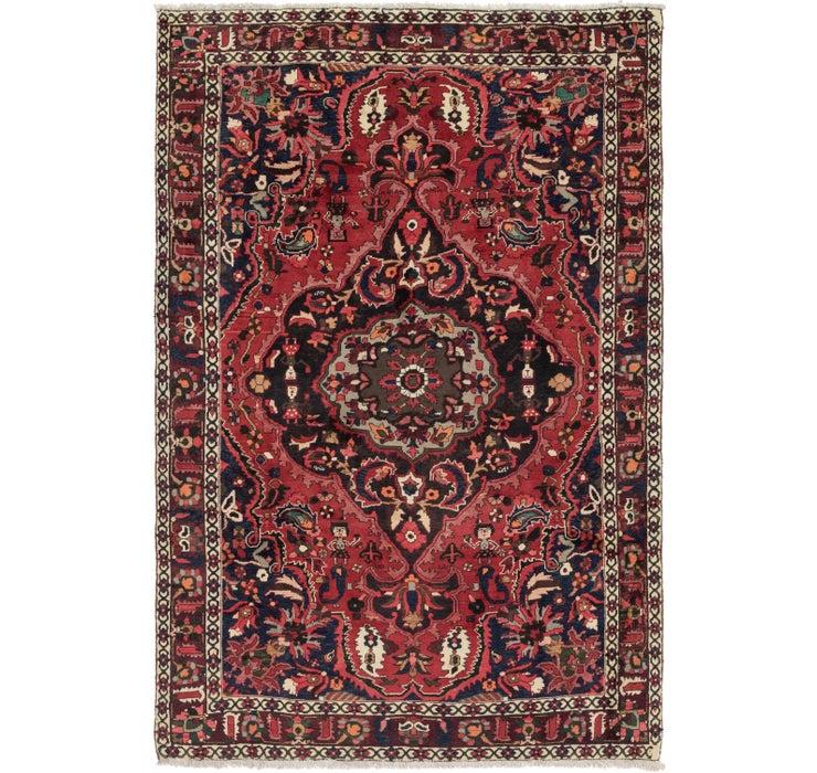 213cm x 310cm Bakhtiar Persian Rug