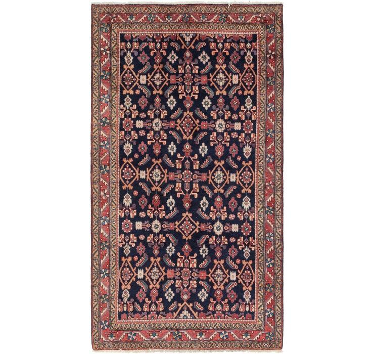 152cm x 290cm Shahsavand Persian Runn...