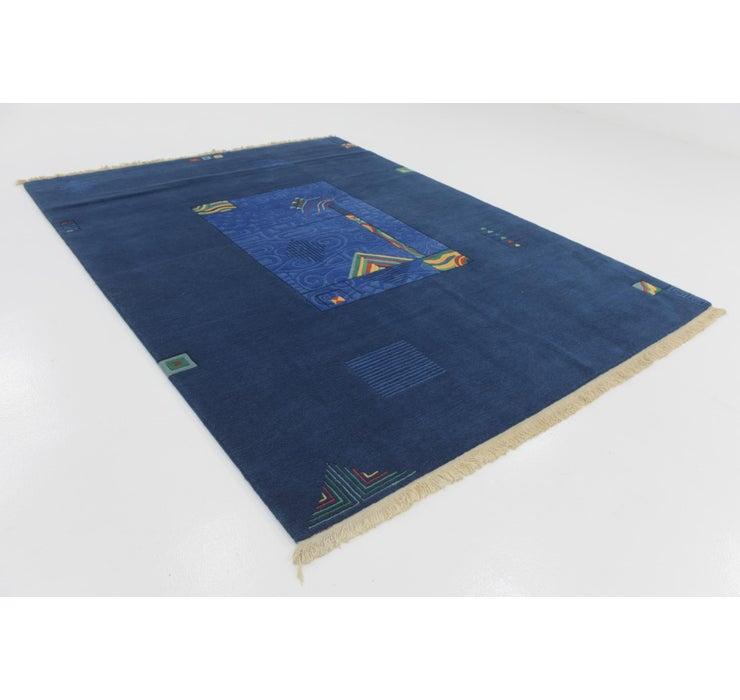 7' 4 x 10' Nepal Rug