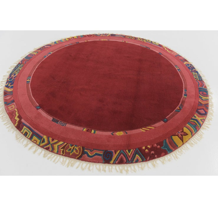 250cm x 250cm Nepal Round Rug